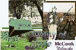 Logo for City of McCook
