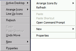 An example of what is seen in Windows Explorer.
